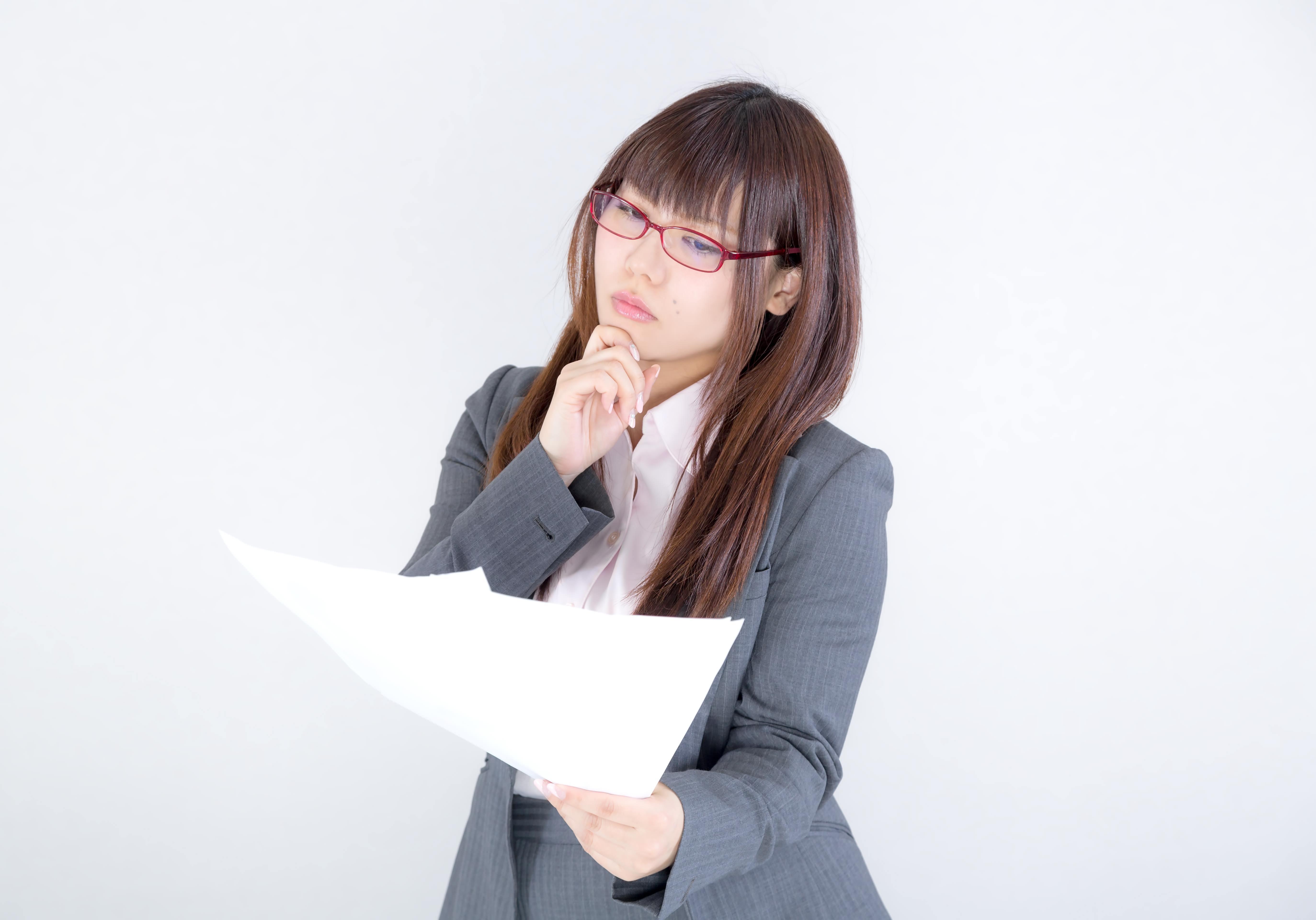 採用試験での作文、その書き方は?