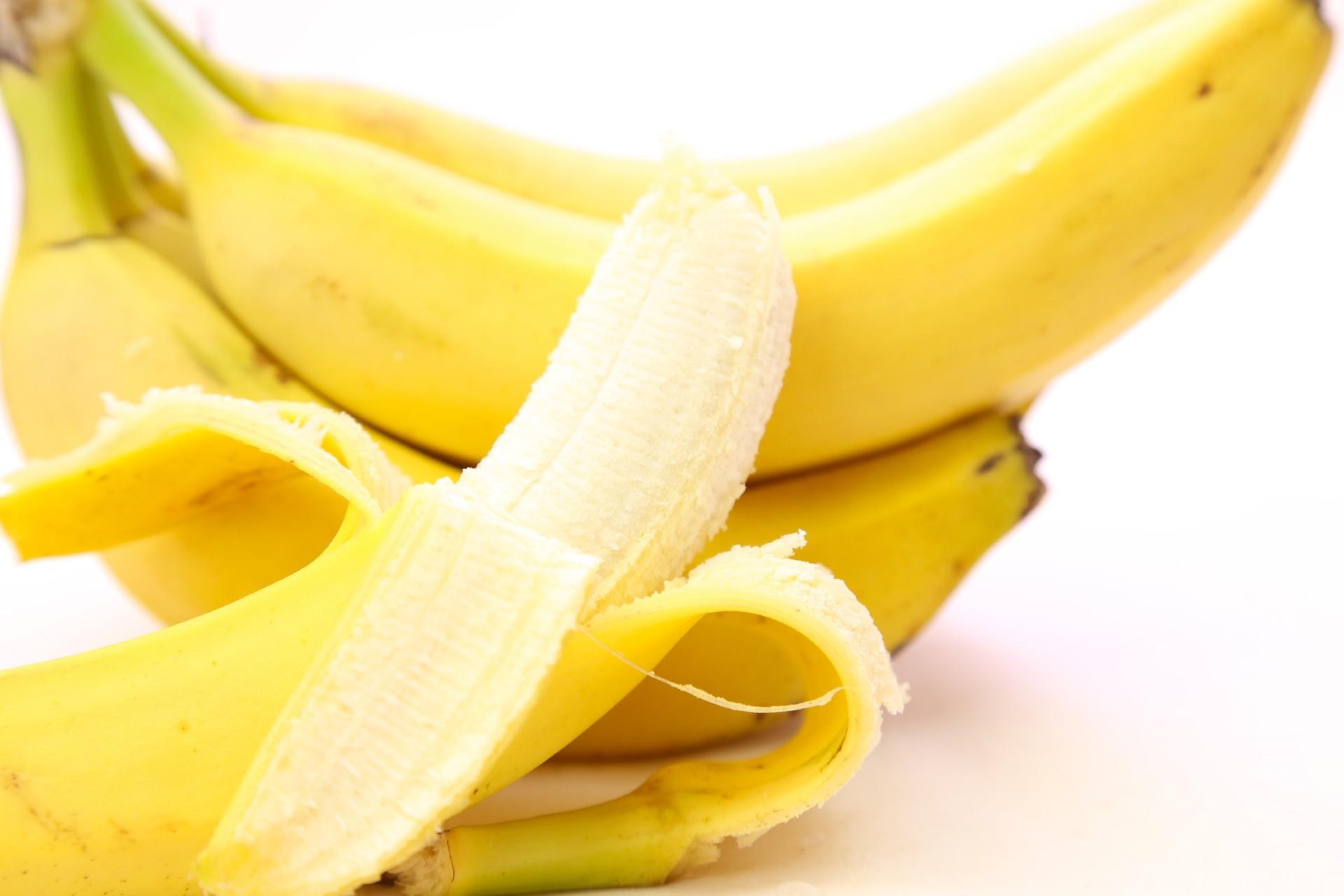 バナナを長期保存したいなら、50度洗いがおすすめ!