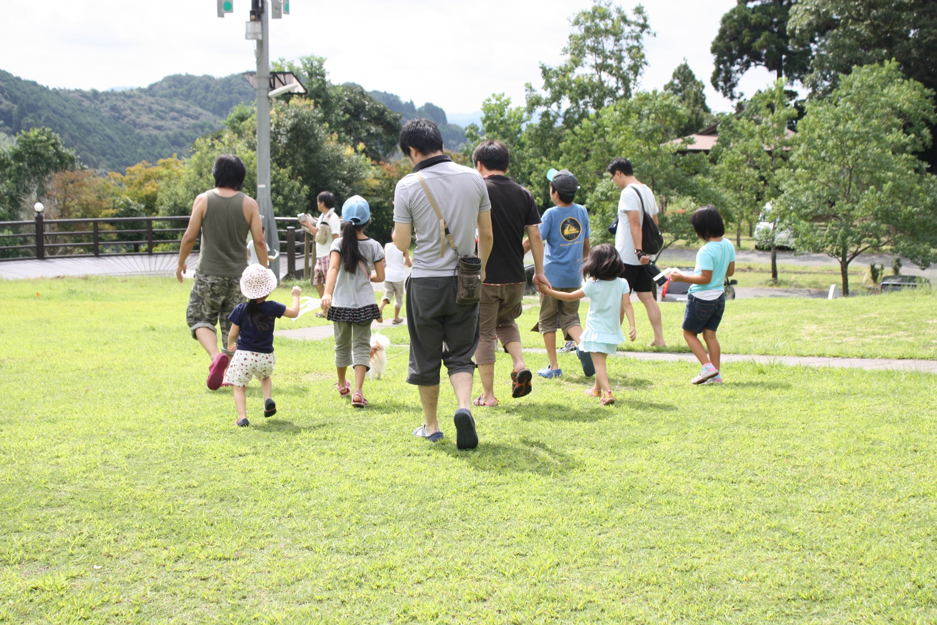 夏はキャンプ!子供と作るご飯で子供の自信が芽生える