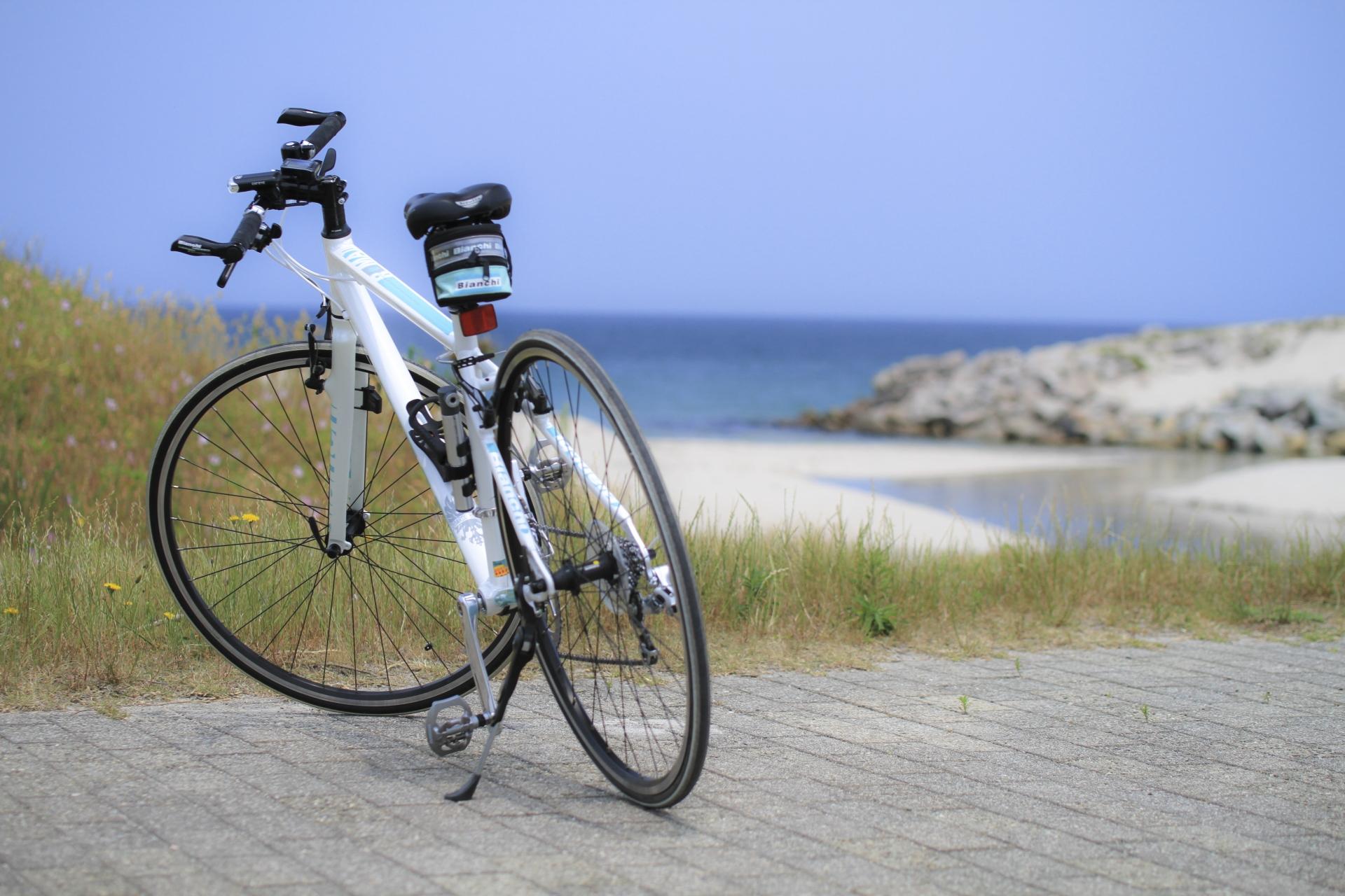 自転車の異音 オイルってさし方があるの?