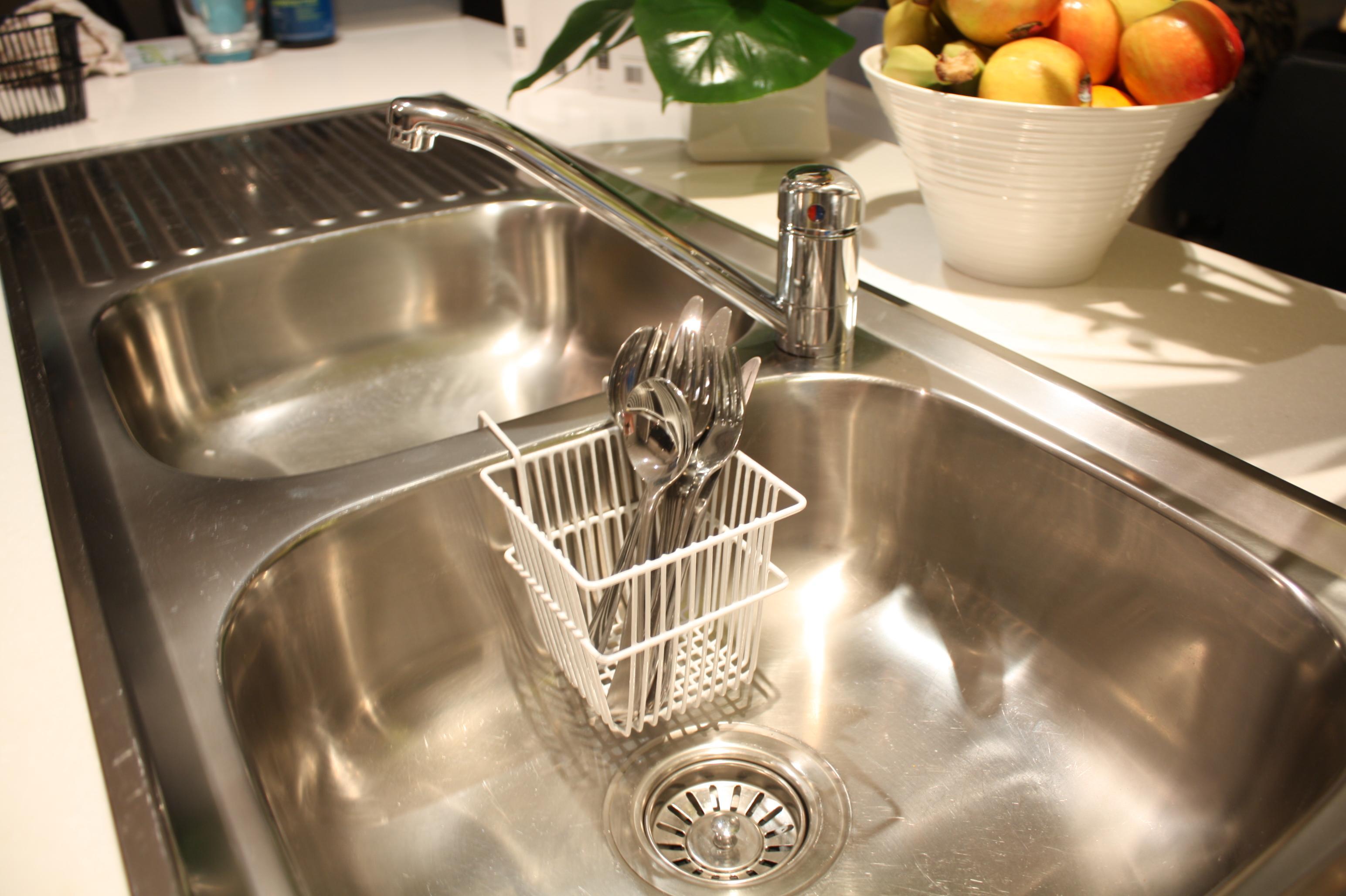 キッチンの排水溝掃除での厄介なつまり、どうしてますか?