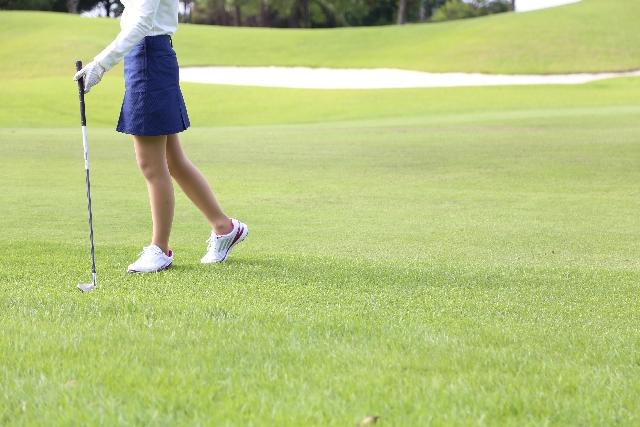 ゴルフ初心者女子必見!可愛いウェアでもっと楽しもう!