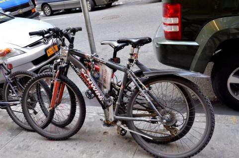 泥棒撃退!自転車サドル盗難防止の様々な方法